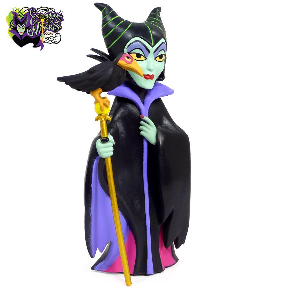 Maleficent Vinyl Disney Sleeping Beauty Funko Rock Candy