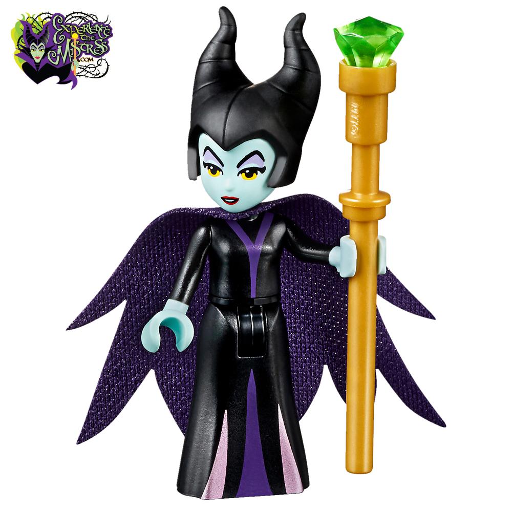 Lego Maleficent Minifigure LEGO Disney Pri...