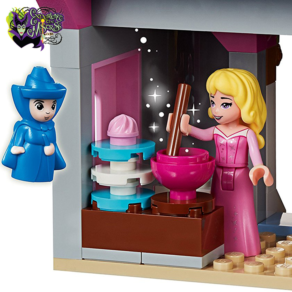 lego disney princess sleeping beauty�s fairytale castle