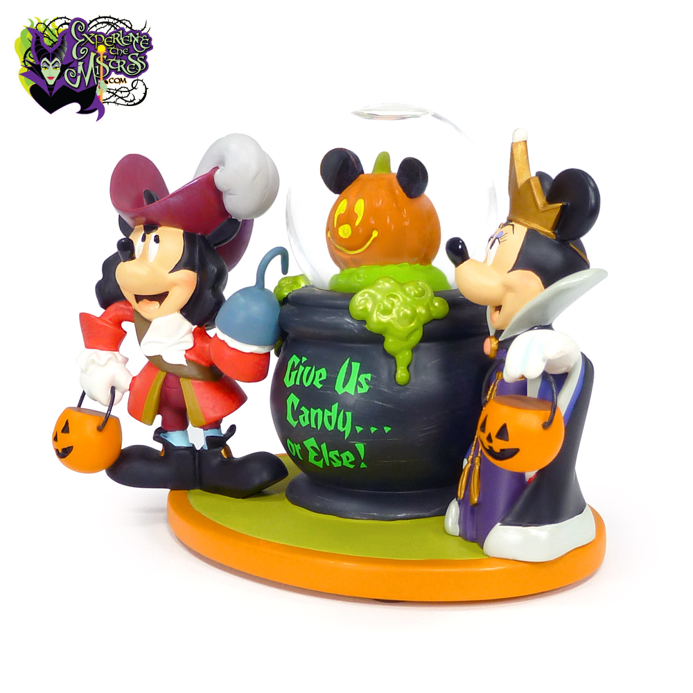 disney parks disney's halloween time: mickey mouse & friends as
