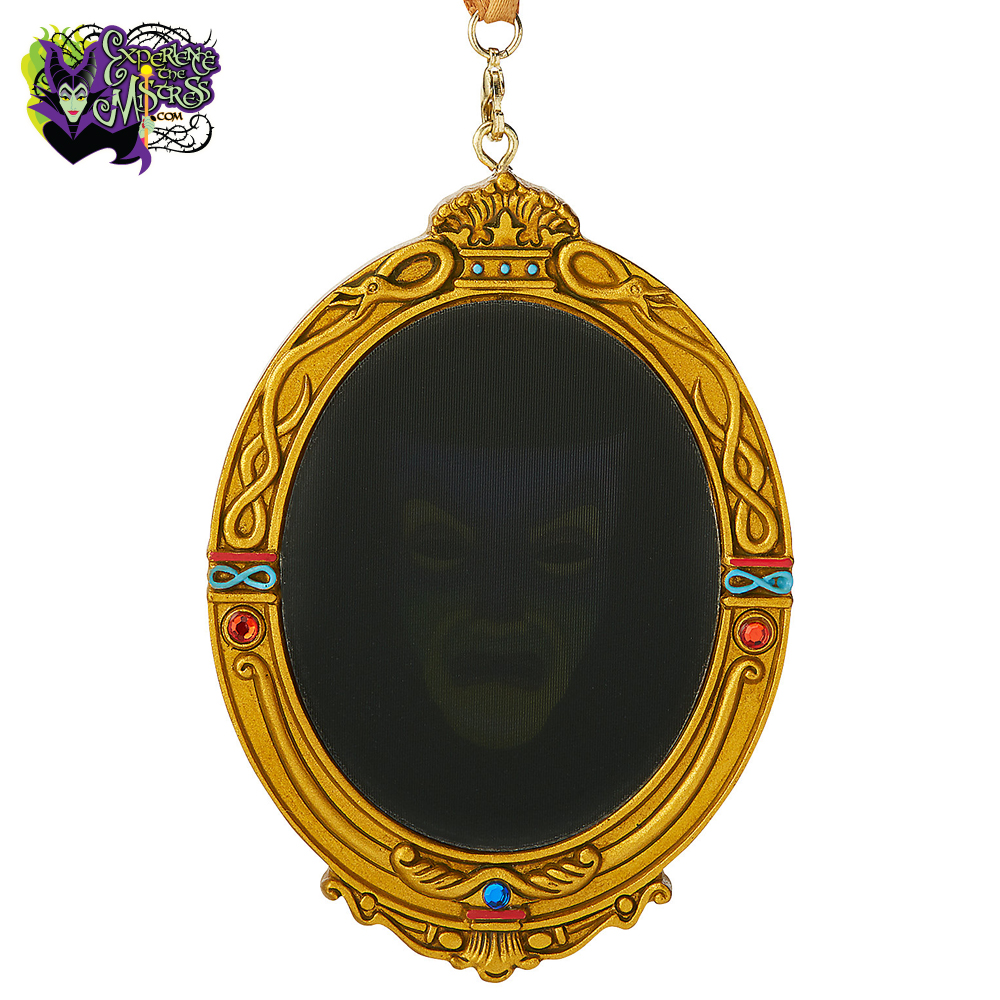 Disney Parks Disney Villains 3D Character Hanging ... Disney Evil Queen Ornament