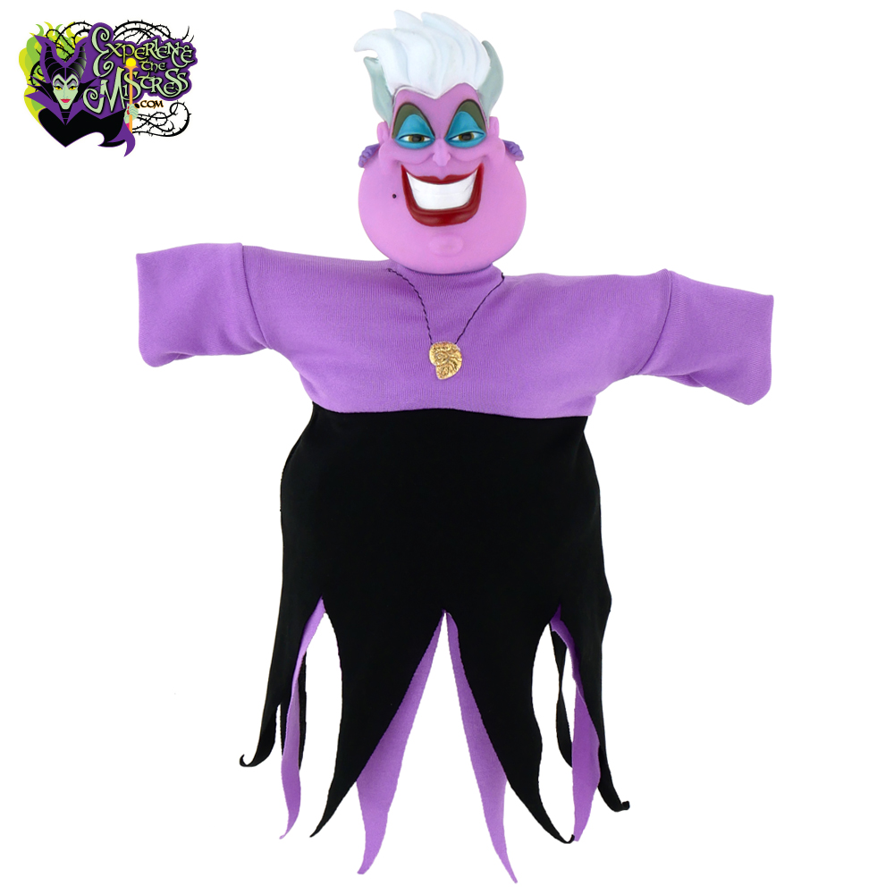 Ursula inspired costume Little Mermaid