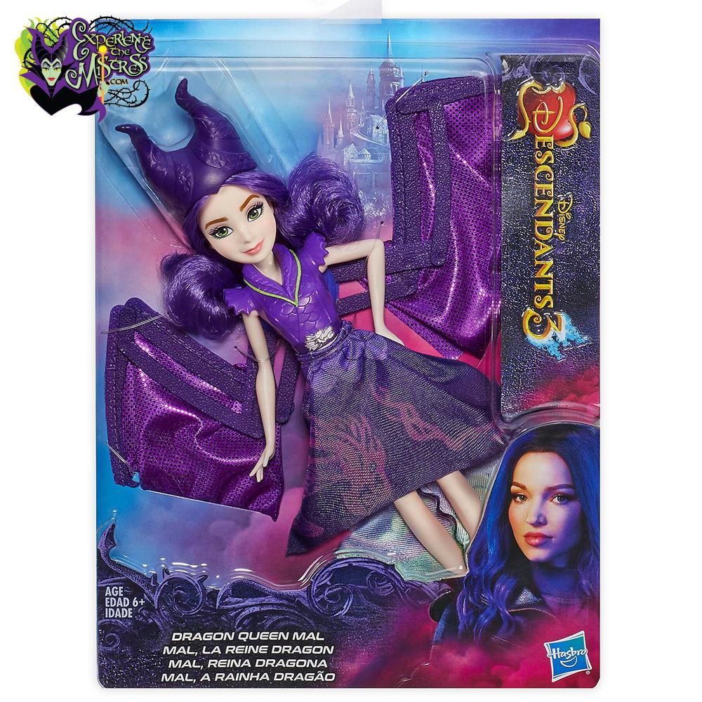 Hasbro Disney Descendants 3 Fashion Doll – Dove Cameron as