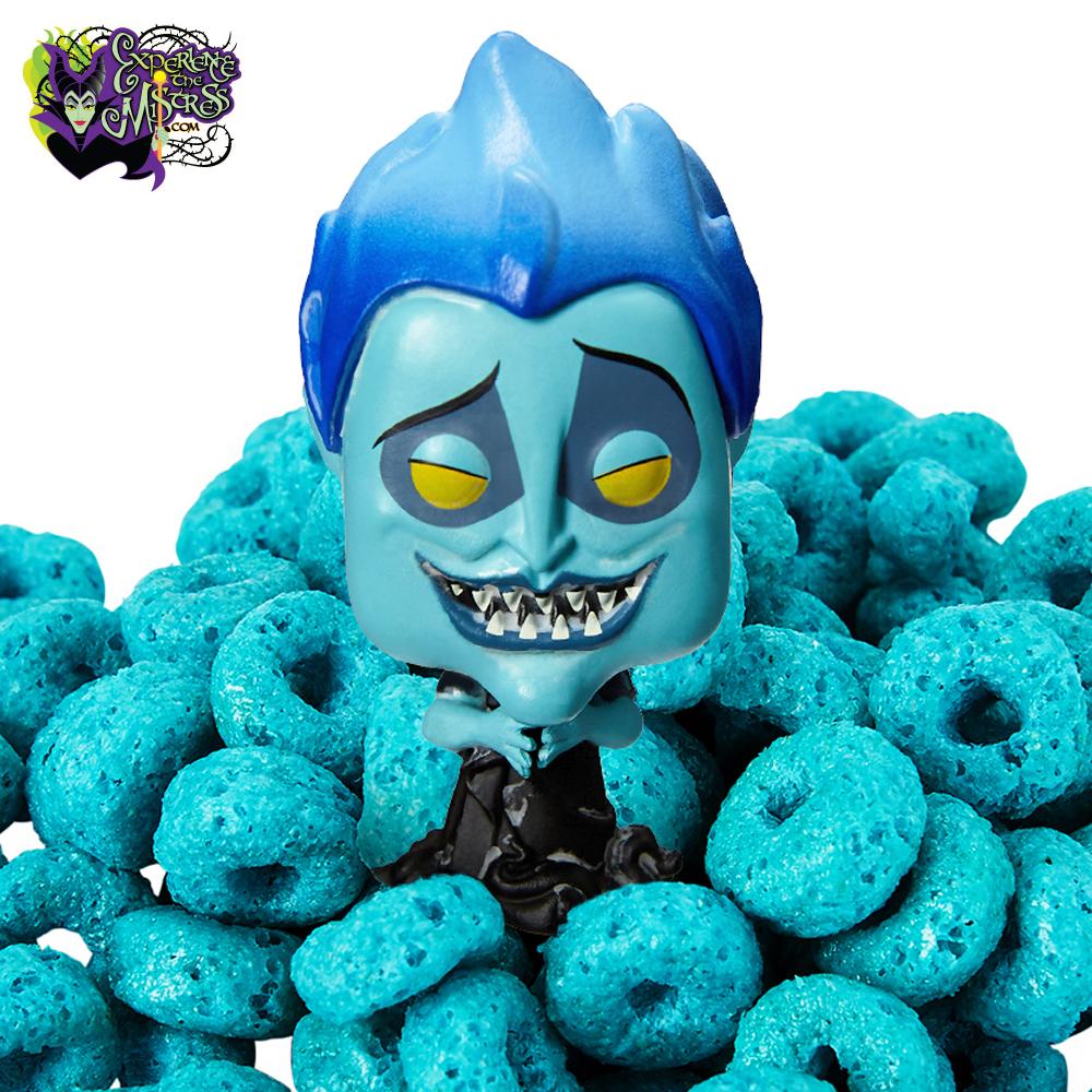 Funko Disney Villains Funko S Cereal With Pocket Pop Vinyl