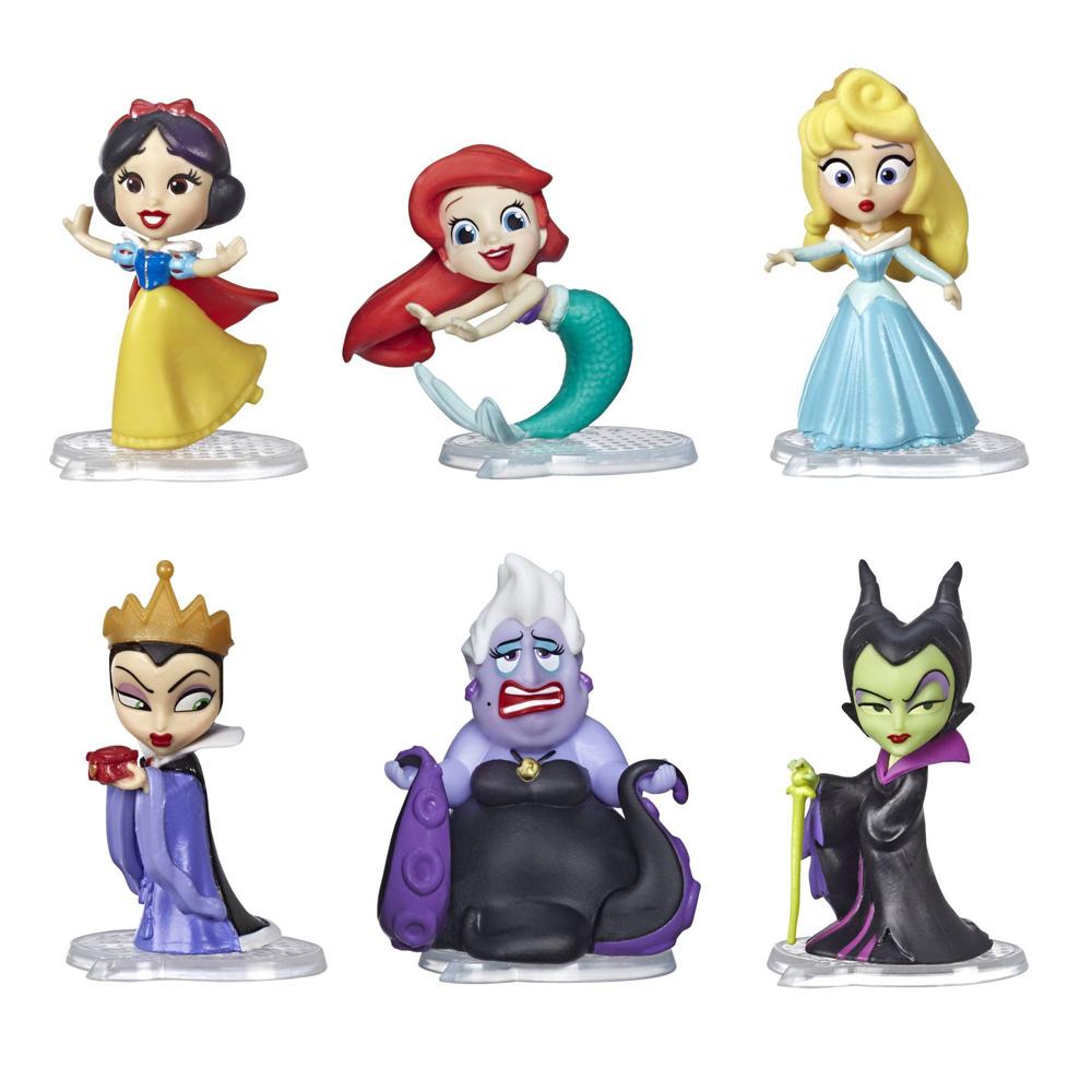 Hasbro Disney Princess: Comics 'Royal Rivals' Mini Figures ...